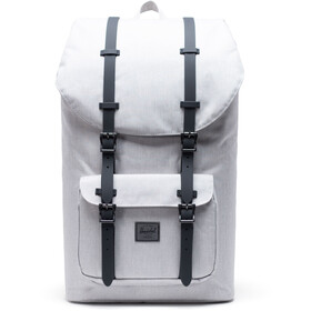 Herschel Little America Backpack vapor crosshatch
